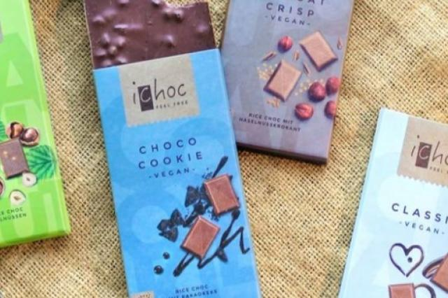 EcoFinia на Salon du Chocolat Moscow
