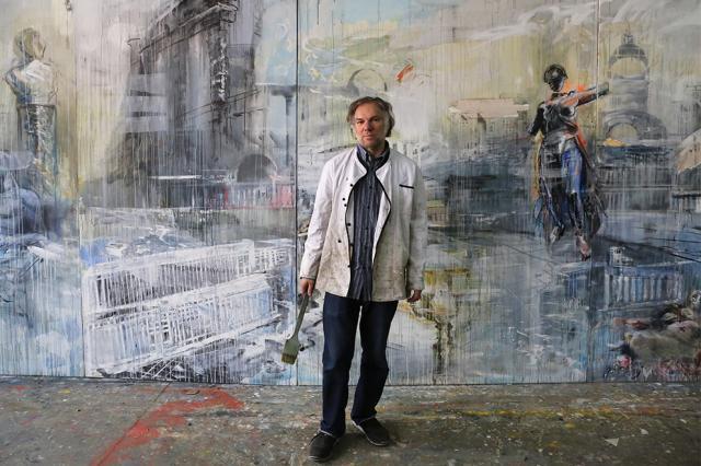 Музей русского импрессионизма покажет руины древних городов