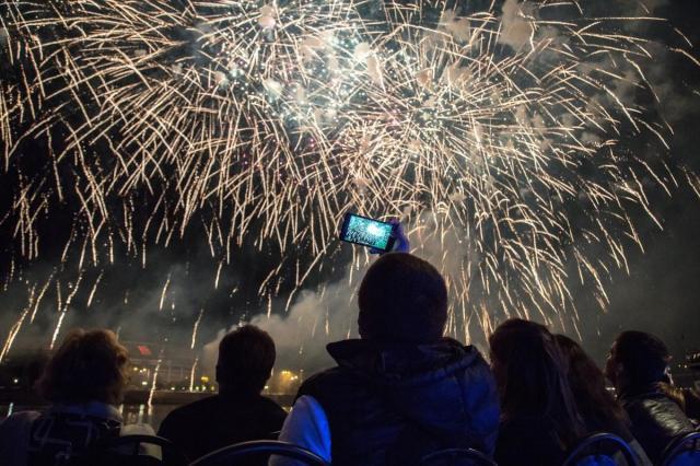 В Москве стартует Международный фестиваль фейерверков «Ростех»