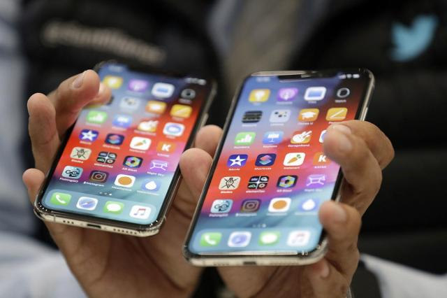 Новые iPhone разочаровали скоростью включения
