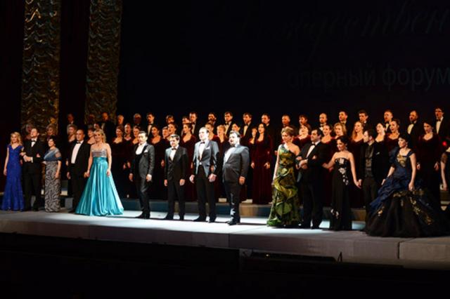 В Минске пройдет Рождественский оперный форум