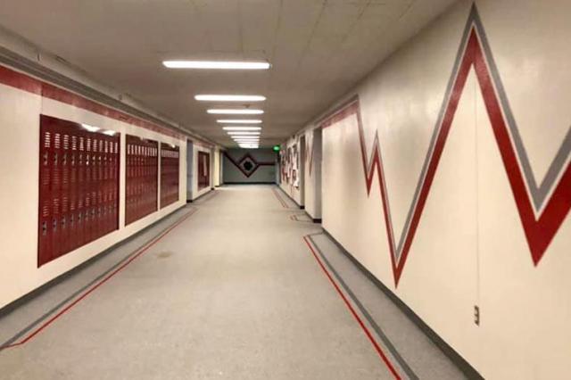 Школу – место съемок «Твин Пикс» закрыли для последующего сноса