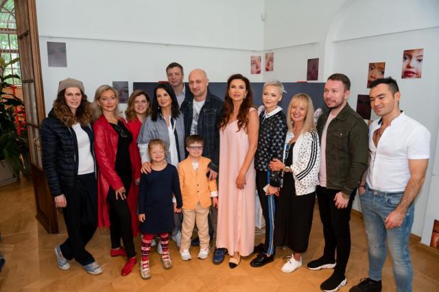 Оксана Федорова, Гоша Куценко и другие звезды на пикнике в Царицыне