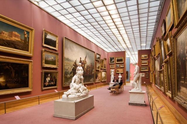 Шесть российских музеев вошли в список самых посещаемых в мире