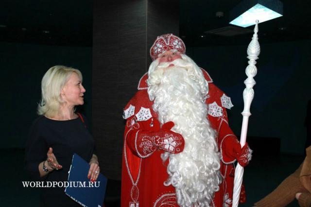 Главный Дед Мороз страны устроит в Москве «Новогодний БУМ!»