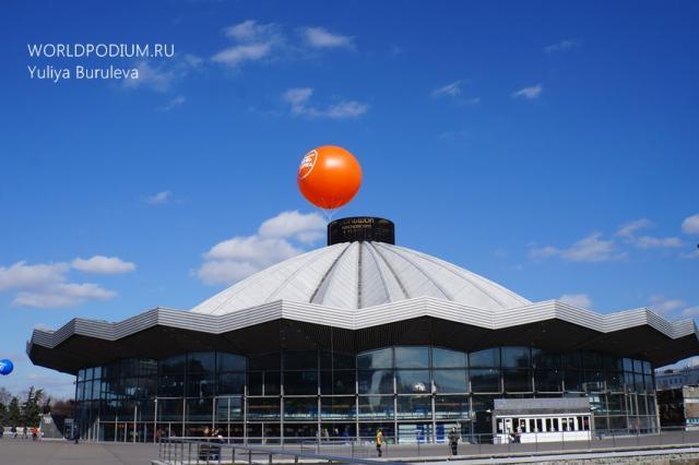 В Большом Московском цирке вдохновенно отметили Международный день Цирка!