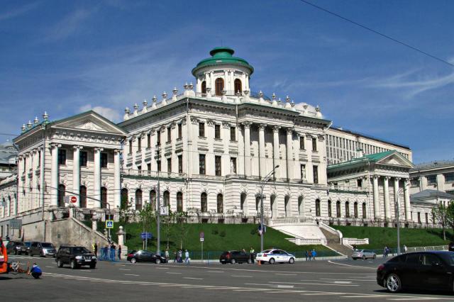 День библиотек откроется в Доме Пашкова
