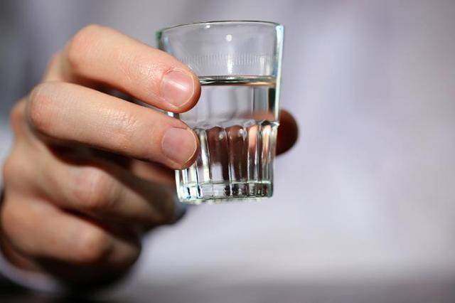 Ученые изготовили водку из чернобыльской воды