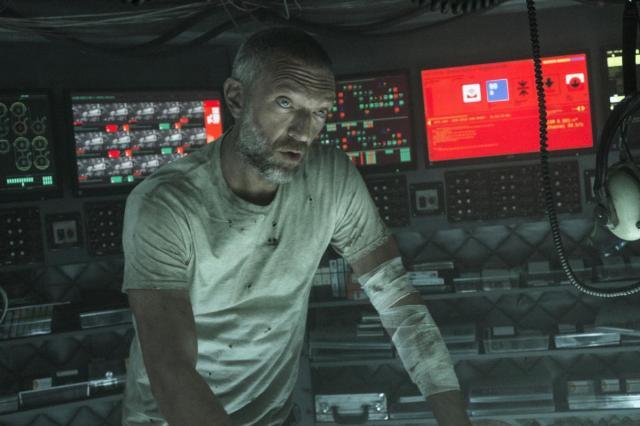 Фильм «Под водой» выходит в Российский прокат 23 января