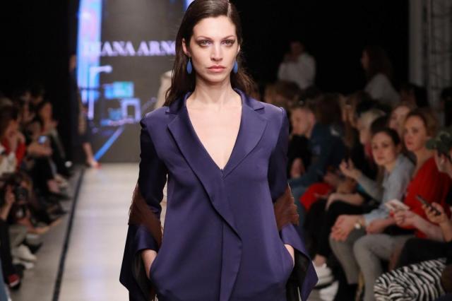 Diana Arno –стиль уверенной в себе шпионки, которая всегда на высоте!