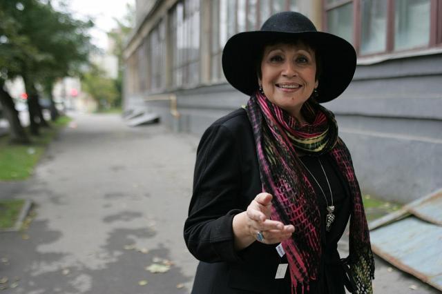 Полвека внутри текста: прозаик Дина Рубина отмечает 50 лет творческой деятельности
