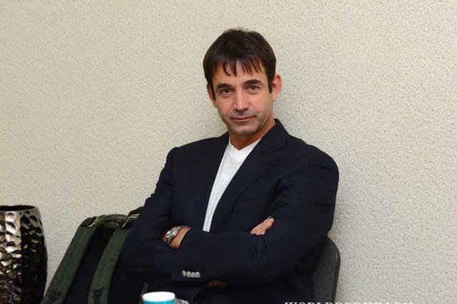 Интервью Дмитрия Певцова для газеты «Вечерняя Москва»
