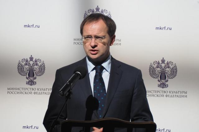 Мединский порассуждал о цензуре в российской культуре
