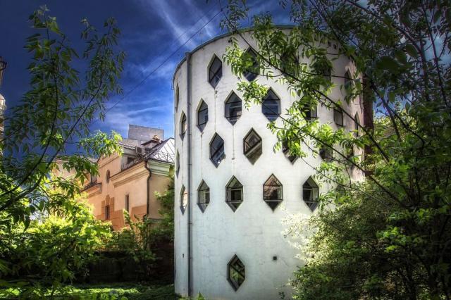 В этом году начнется реставрация Дома Мельникова