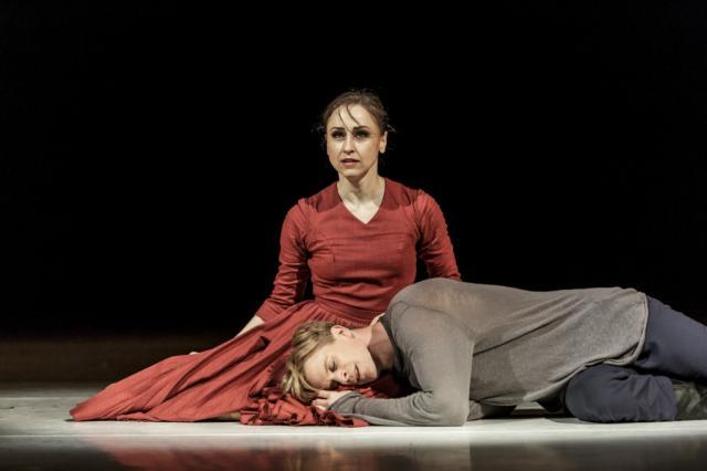 Балет «Доктор Живаго» в исполнении Словенского Национального театра