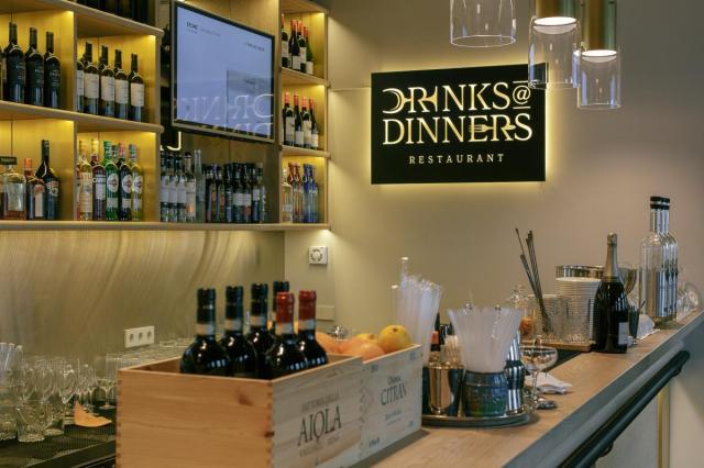 «Москва и москвичи» в ресторане Drinks@Dinners