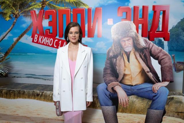 В «Иллюзионе» состоялась светская премьера комедии Евгения Шелякина «Хэппи-энд»