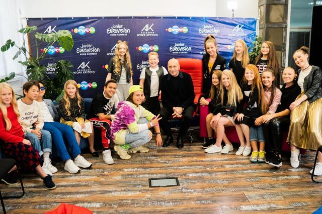Стал известен формат «Детского Евровидения–2020»