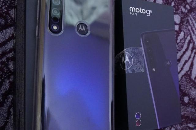 Гарантия качества и самые прогрессивные инновации – смартфон moto g8 plus