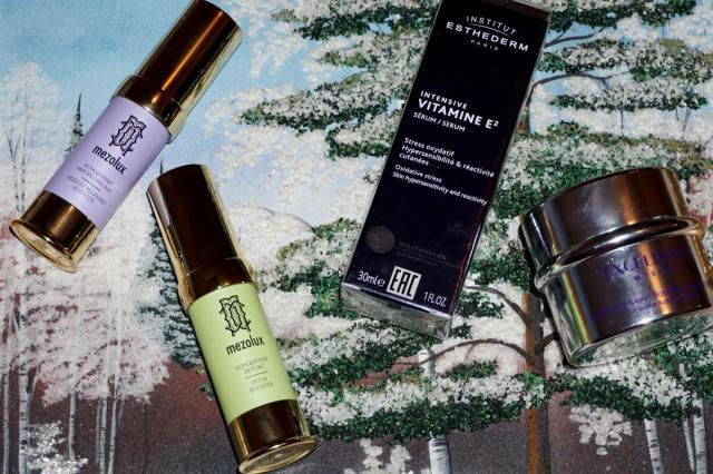 Восстановление кожи после праздников