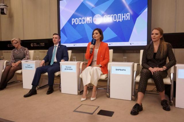 Пресс-конференция Международный фестиваль искусств «Славянский Базар в Витебске»