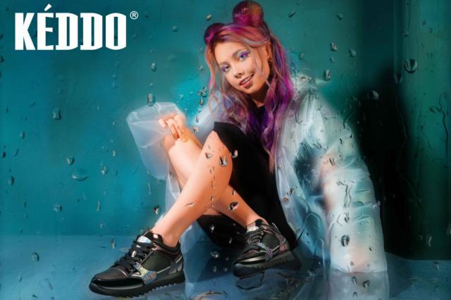 Елена Шейдлина стала лицом школьной коллекции KEDDO