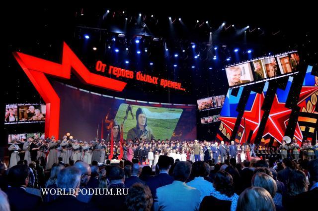 Юбилейный концерт фильма «Офицеры» снова в эфире Первого канала!