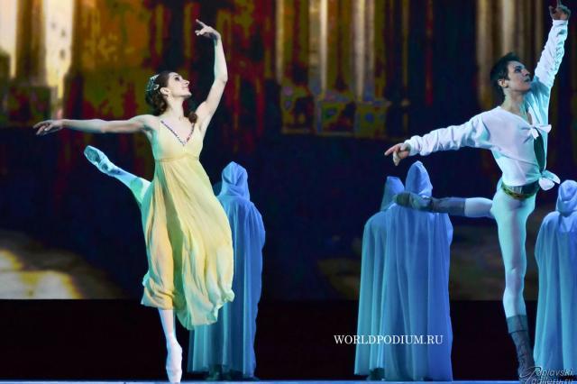 """Единственный в России балетный приз """"Душа танца"""" в 22-й раз вручат в Москве"""
