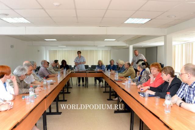 Заседание Совета Мастеров