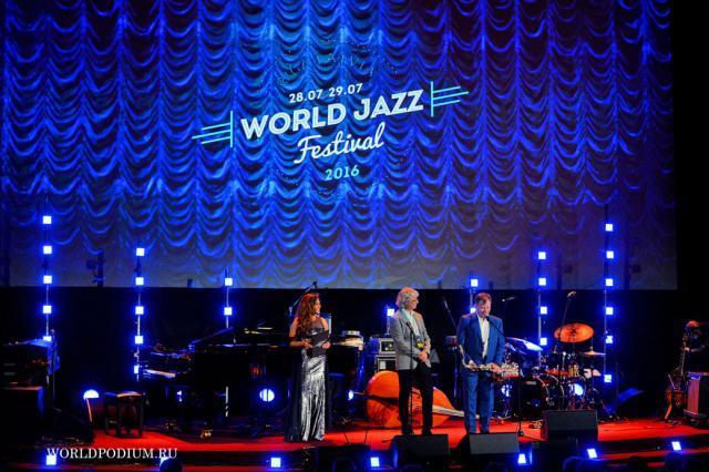WJF 2016 - В джазе только легенды: концерт в рижском кинотеатре Splendid Palace