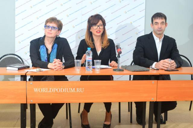 Пресс-конференция «Певцов и др...»