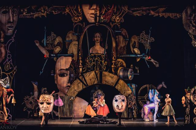 Театр классического балета на сцене «Новой оперы» представляет балет «Коппелия» 16 декабря