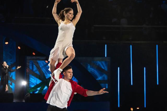 Анастасия Мишина и Александр Галлямов стали Чемпионами мира по фигурному катанию в соревнованиях спортивных пар
