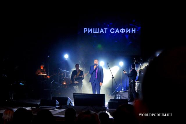 Ришат Сафин покорил Нижний Новгород