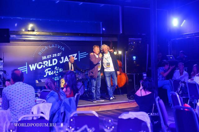 WJF 2016 - Легенды джаза умеют отдыхать: эксклюзивный материал с закрытой вечеринки World Jazz Festival'16
