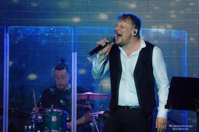 Концерт Михаила Бублика в ресторане Backstage