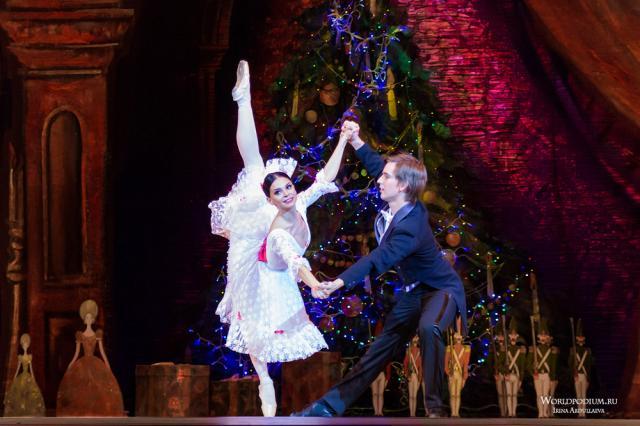 Руководство и артисты театра «Кремлёвский балет» удостоены почётных Государственных наград