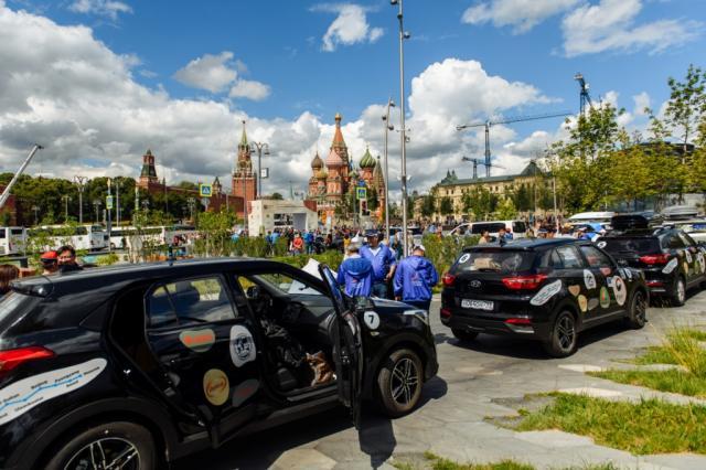 Автотрип по 7 странам: 47 путешественников отправились в двухмесячную экспедицию