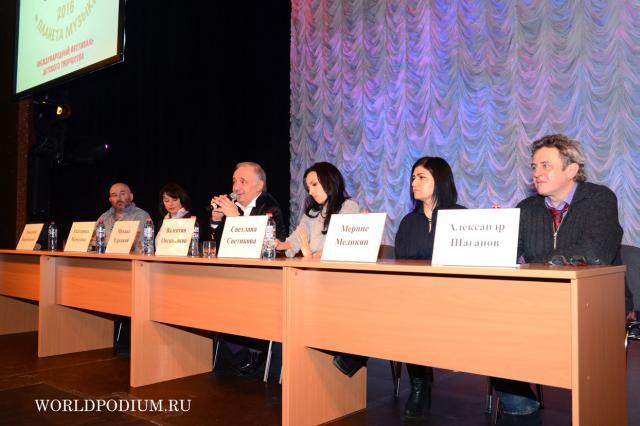 Эмир Кустурица поддержал фестиваль «Планета музыки»
