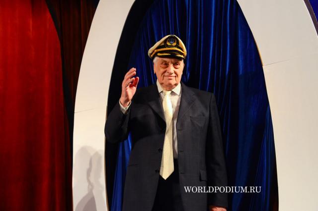 Дмитрий Певцов выразил соболезнования в связи с уходом из жизни Евгения Радомысленского