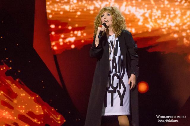 Алла Пугачева приедет в Минск с юбилейным концертом
