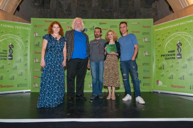 Фестиваль «Мир русского театра», проходивший в Берлине, подвёл итоги