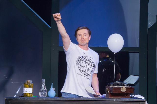 В Московском Губернском театре объявили о планах на новый 9 сезон