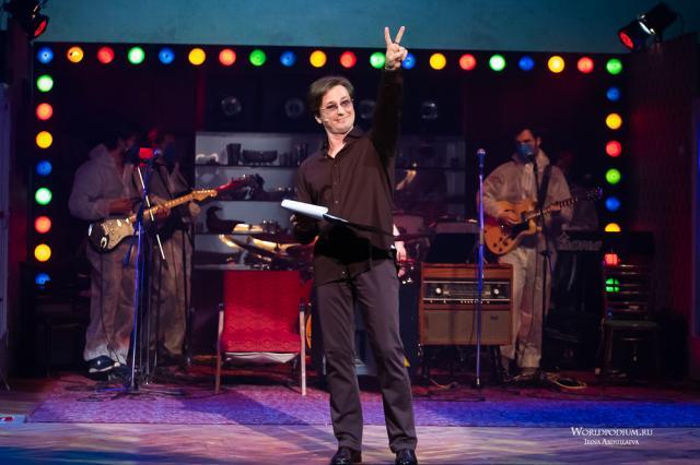 «Родина! Театр – моя родина!»: Московский Губернский театр открыл свой 8 сезон