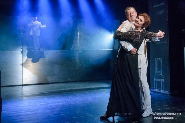 Вахтанговский театр вошёл в топ-7 самых посещаемых в 2020 году