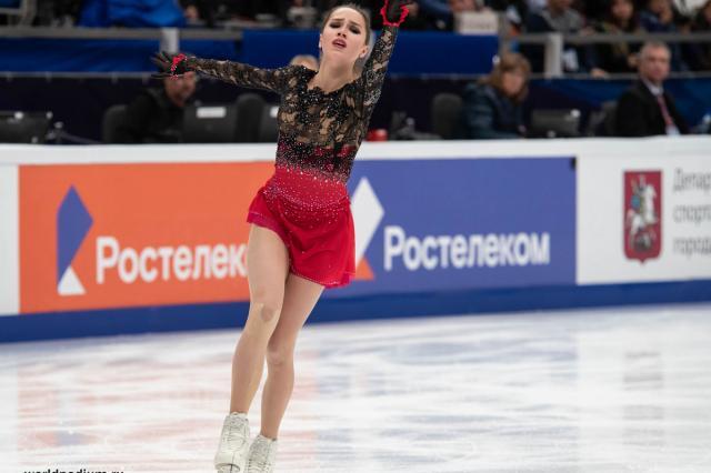 Гран-При кубок Ростелеком 2019 по фигурному катанию на коньках в Москве!
