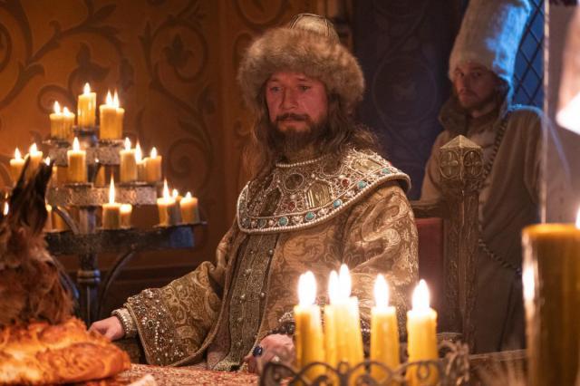 Григорий Лепс записал песню для фильма «Грозный»!