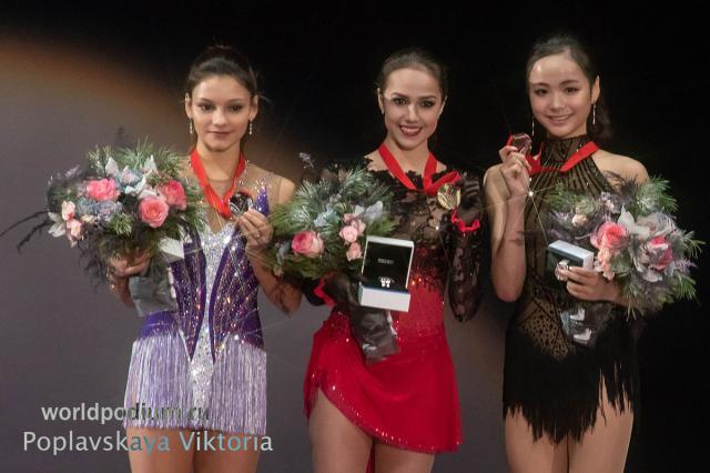 Алина Загитова вновь покорила миллионы сердец!