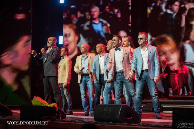 «Хор Турецкого» выступит на центральной площади Владивостока