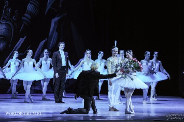 """ПРЕМЬЕРА. Баядерка. Спектакль театра """"Кремлевский балет"""""""